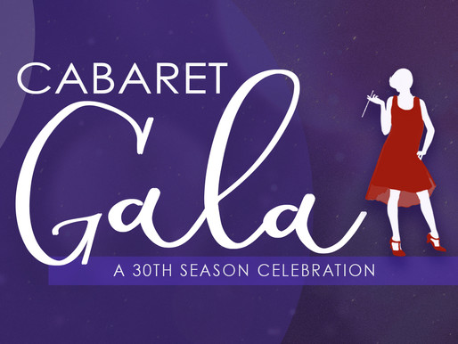 Cabaret Gala (Official Post Press Release)