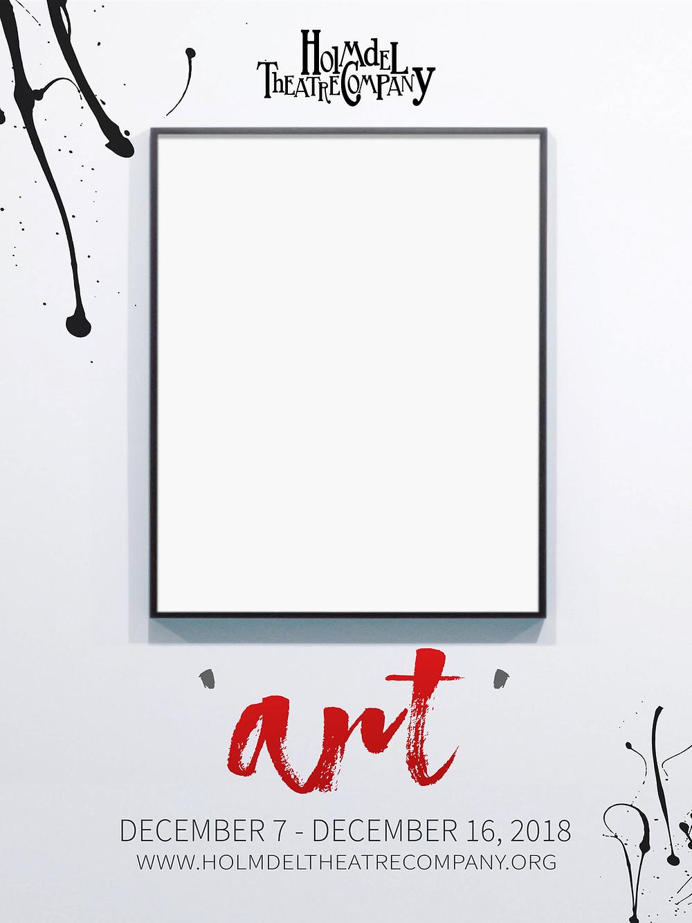 'ART' Poster