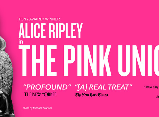 Tony Award-winner Alice Ripley to Reprise Role in THE PINK UNICORN at HTC