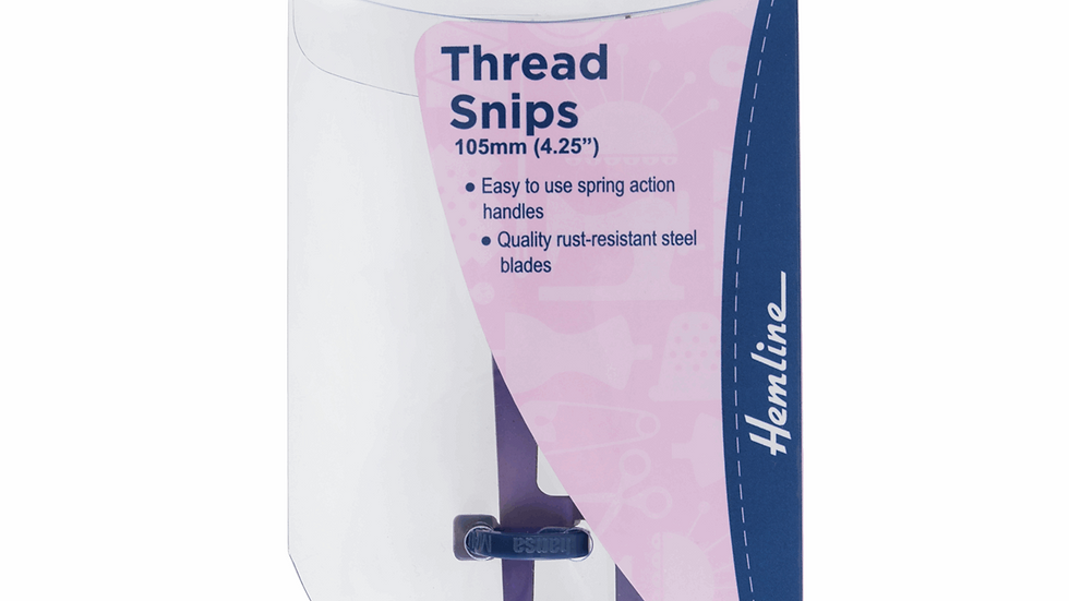 Thread Snips: 10.5cm/4.25in