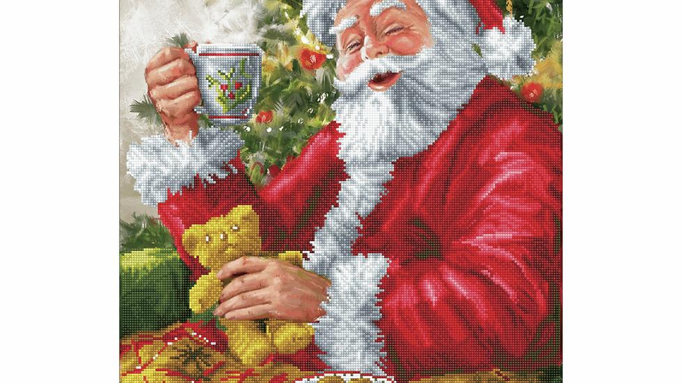 Diamond Dotz Santa's Cuppa