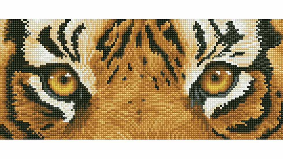 Diamond Dotz Tiger Spy