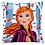 Thumbnail: Vervaco: Cross Stitch Kit: Cushion: Disney: Frozen 2 - Anna