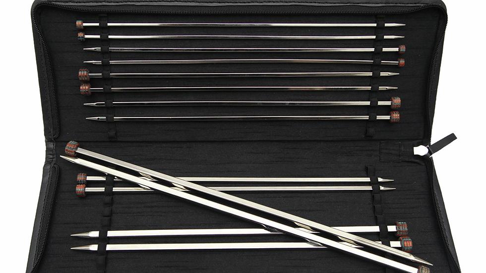 KnitPro: Nova Cubics: Knitting Pins: Single-Ended: Set