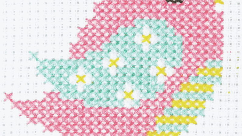 Anchor: My First: Cross Stitch Kit