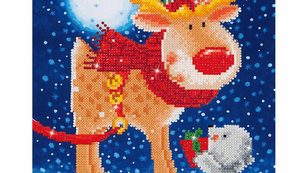 Diamond Dotz Reindeer Gift
