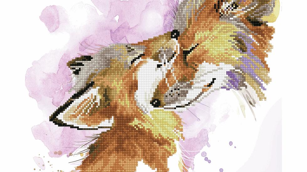 Diamond Dotz Fox Bliss