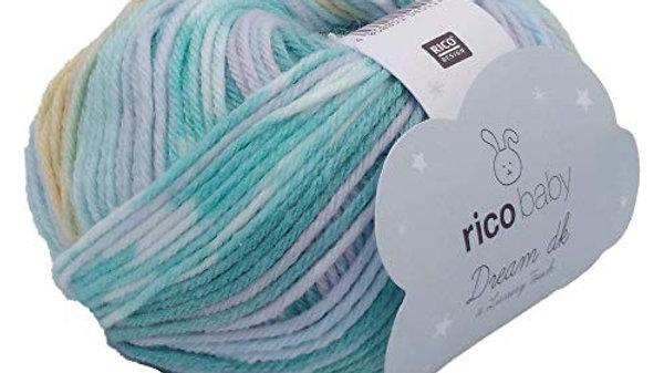 Rico Baby Dream Multi DK Knitting Yarn