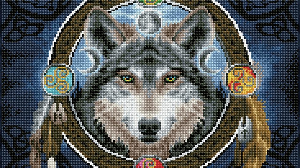 Diamond Dotz Wolf Guide