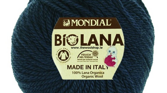Mondial Bio Lana Organic Aran Yarn 50g