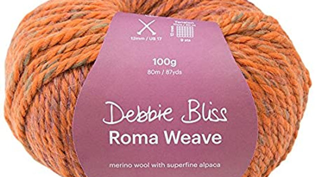 Debbie Bliss Roma Weave merino wool with superfine alpaca