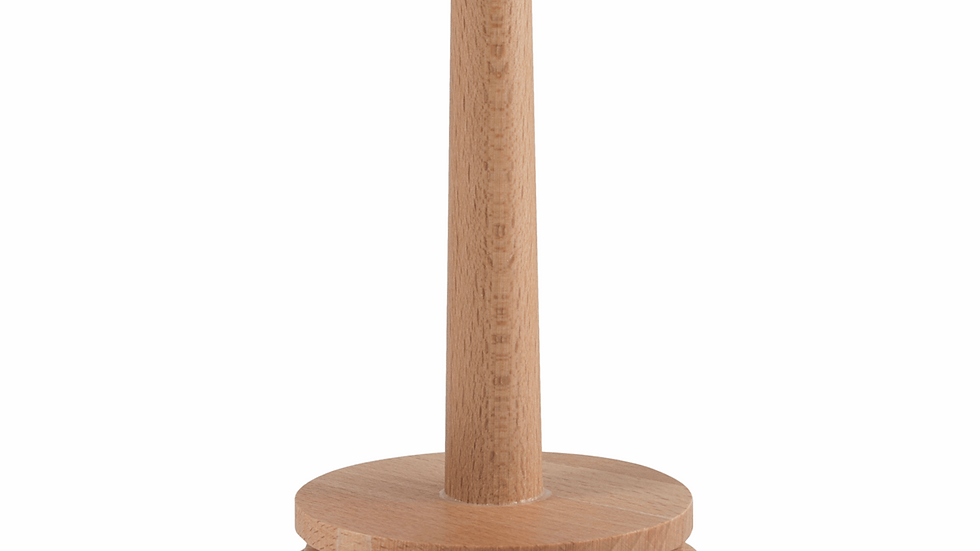 Trimits: Spinning Yarn and Thread Holder: Beech Wood