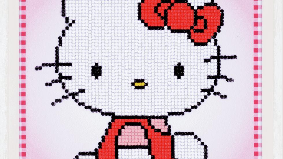 Vervaco: Diamond Painting: Hello Kitty