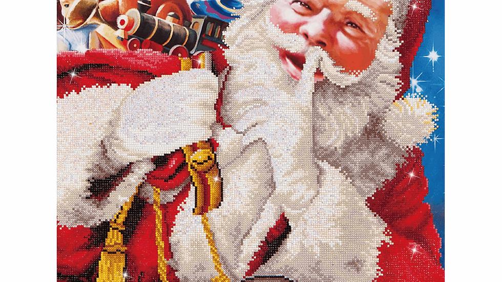 Diamond Dotz Santa's Secret