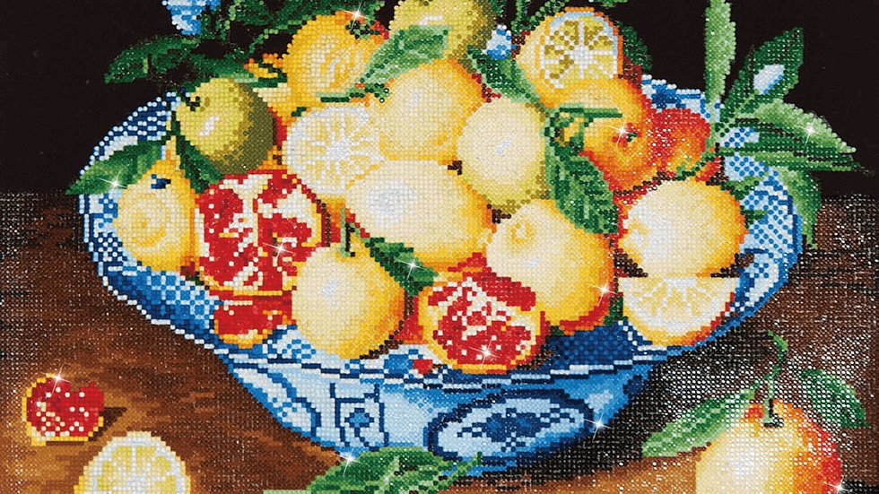 Diamond Dotz Still Life with Lemons Kit