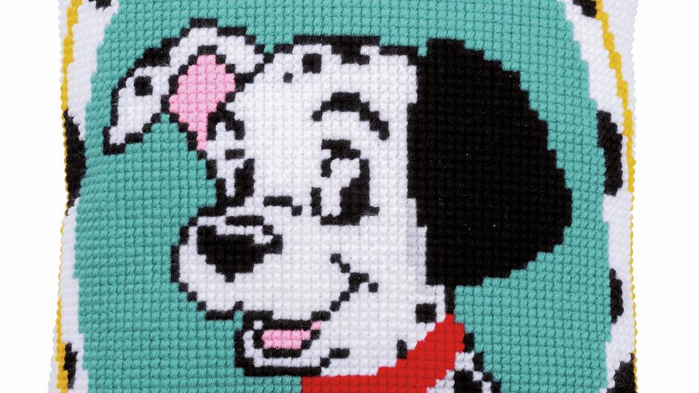 Vervaco: Cross Stitch Kit: Cushion: Disney: Dalmatian