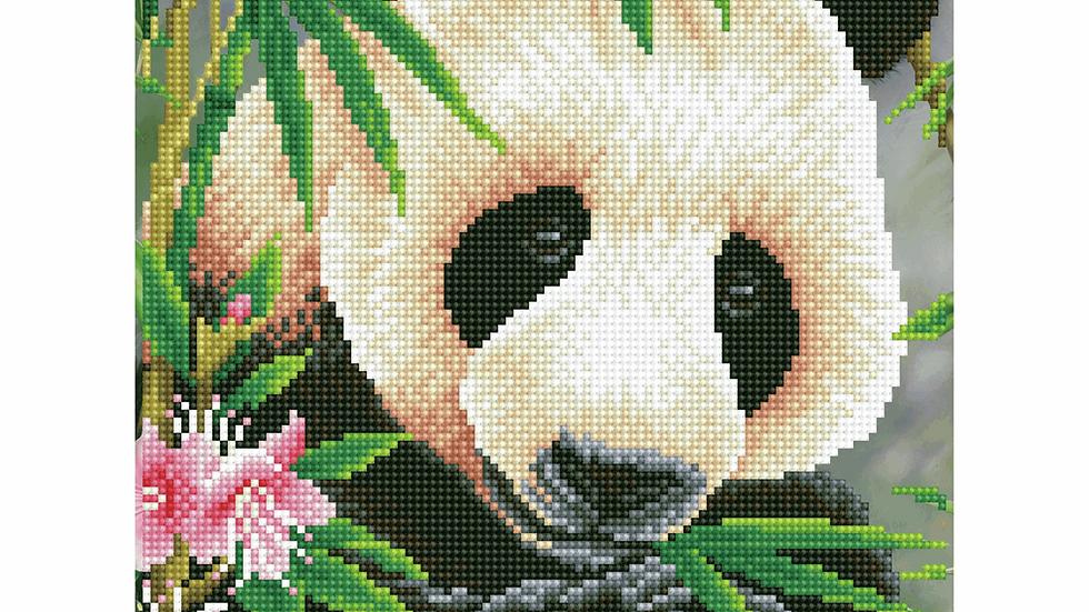 Diamond Dotz Panda Prince