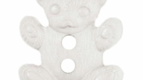 Teddy Bear Buttons -18mm