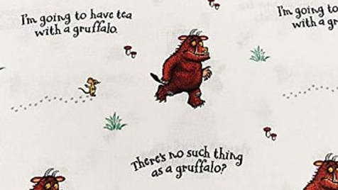 Gruffalo Fabric
