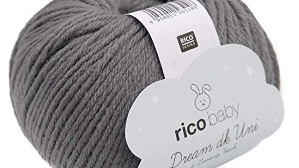 Rico Baby Dream Uni DK Knitting Yarn