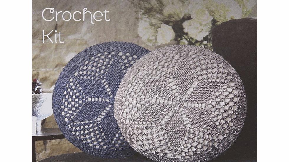 Anchor Cushion Crochet Kit