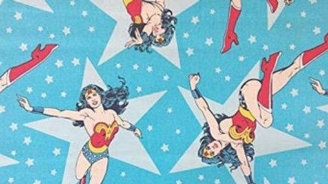 DC Comics Fabric - Wonder Woman