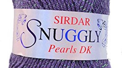 Sirdar Snuggly Pearls DK Knitting Yarn