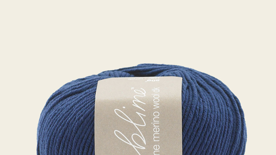 Sublime Extra Fine Merino Wool DK Knitting Yarn