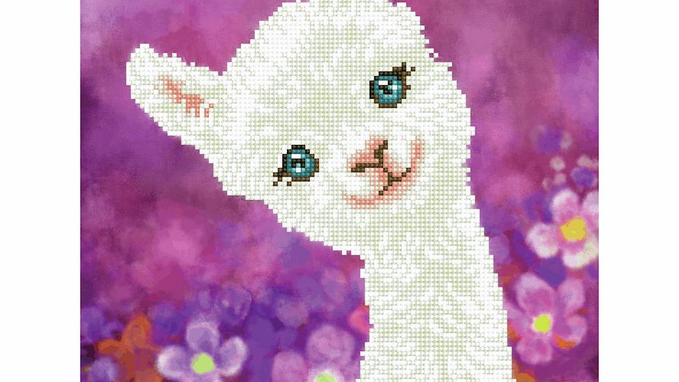 Diamond Dotz Lulu Llama