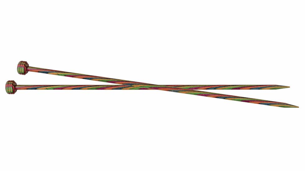 KnitPro: Symfonie: Knitting Pins: Single-Ended