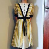 Handmade Titanic Dance Costume
