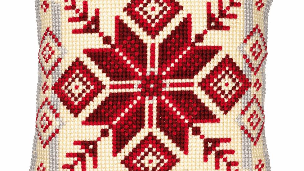 Vervaco: Cross Stitch Kit: Cushion: Geometric
