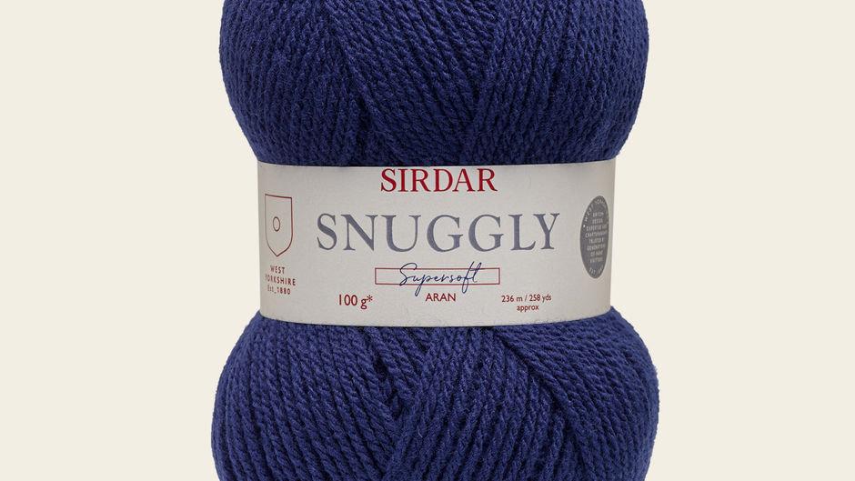 Sirdar Supersoft Aran Knitting Yarn