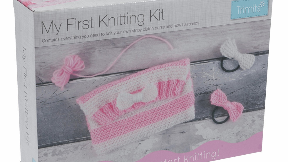My First Knitting Kit