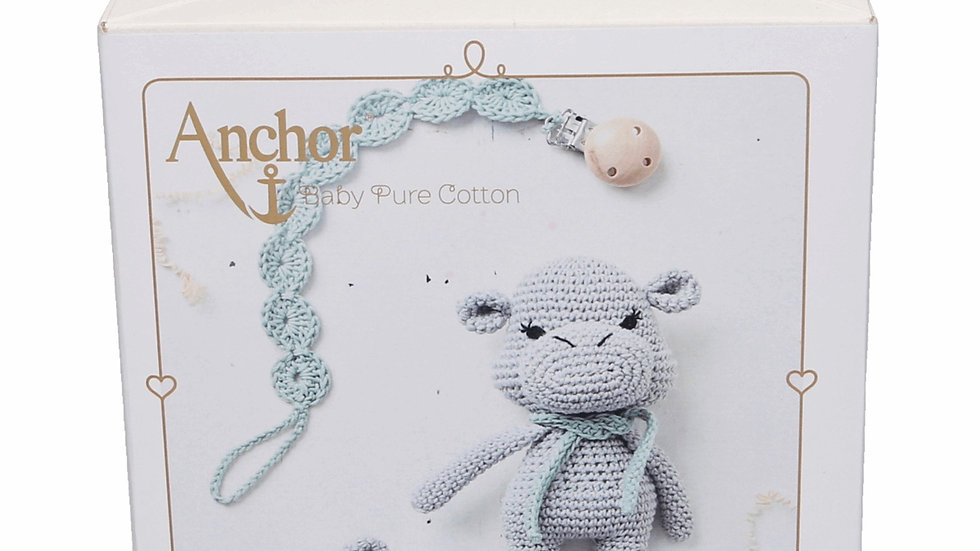 Anchor My First Friend Amigurumi Crochet Kits