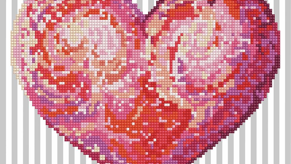Diamond Dotz Heartfelt