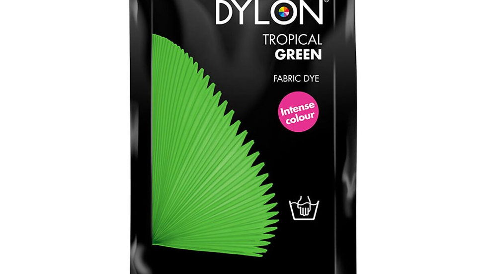 Dylon Tropical Green Hand Dye