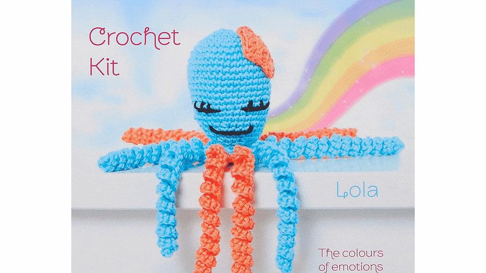 Anchor Beginner's Octopus Crochet Kit