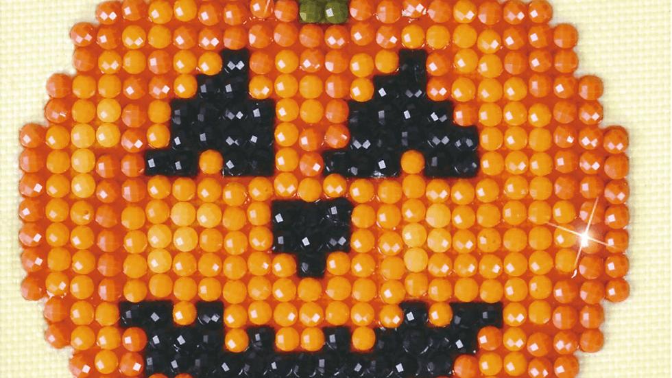 Diamond Dotz Happy Halloween