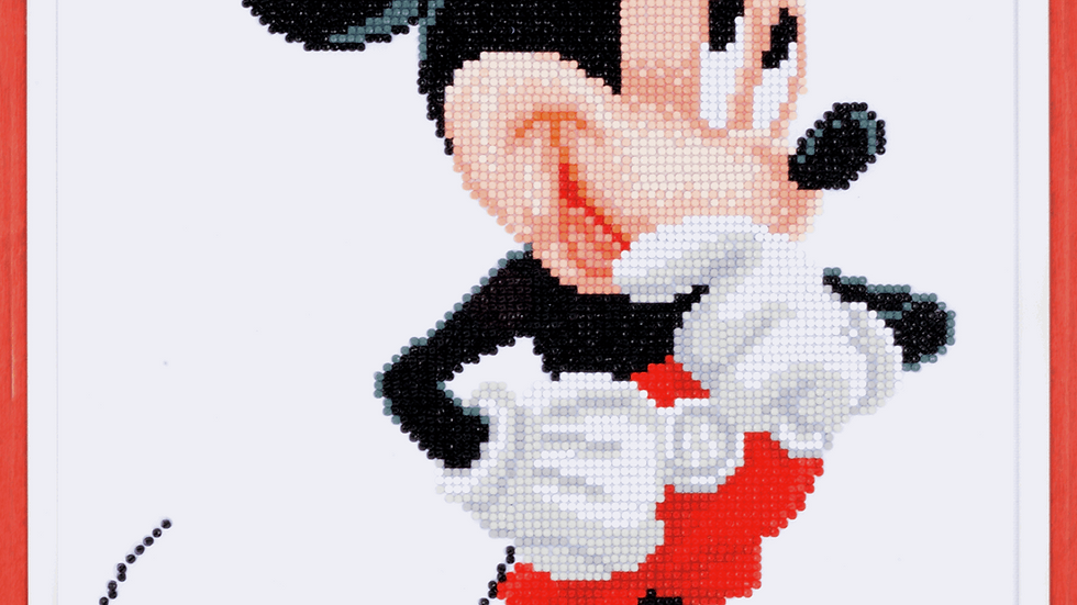 Vervaco: Diamond Painting: Disney: Mickey Mouse