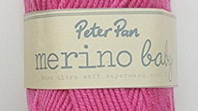Peter Pan Merino Baby DK Knitting Yarn