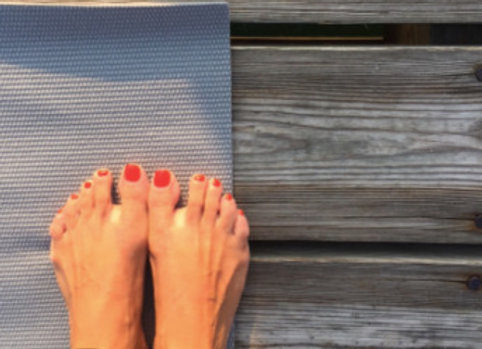 June Mock Dock Yoga - Discounted Price