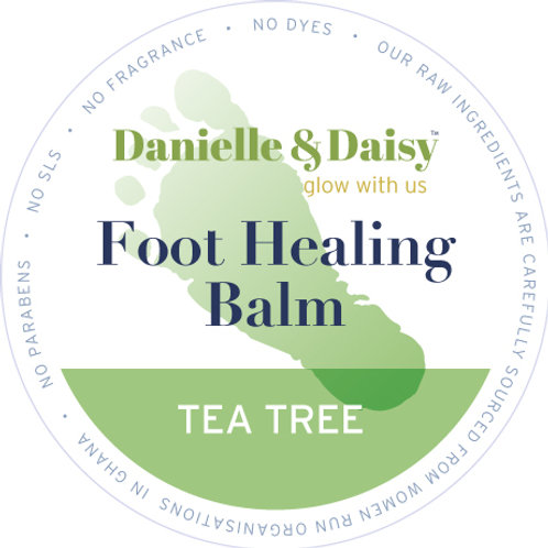 Tea Tree Foot Healing Balm