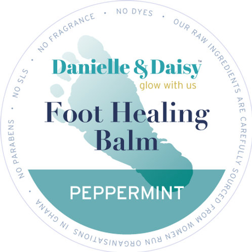 Peppermint Foot Healing Balm
