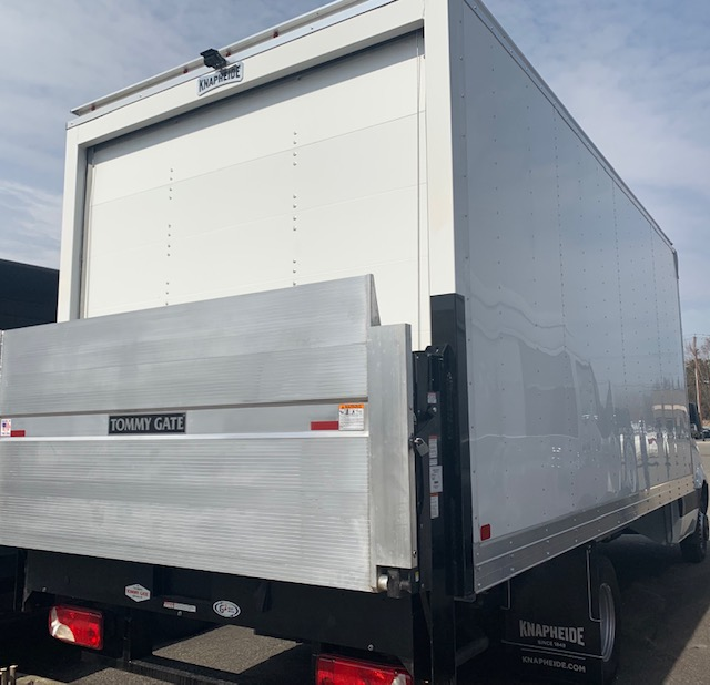 New 2019 Sprinter 16 Ft Box Truck With TommyGate Lift