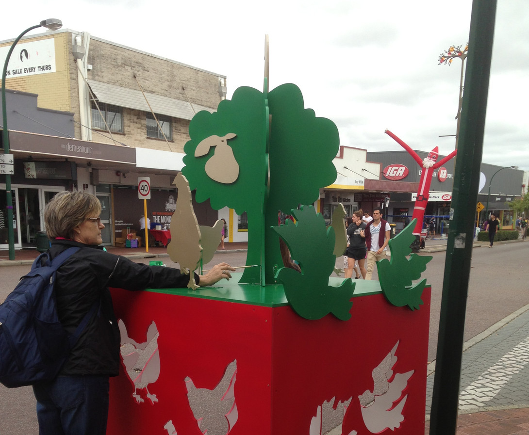 Victoria Park Christmas Festival