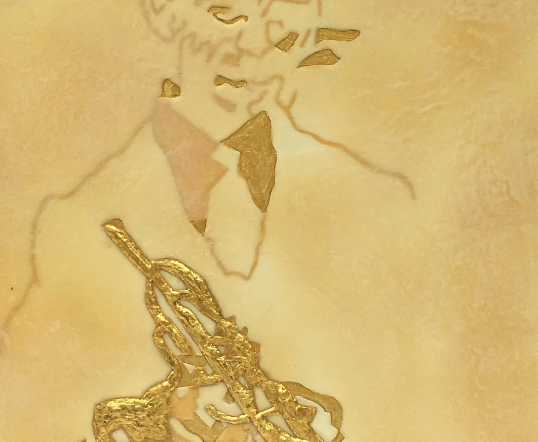 """Gerard The Trumpeter"""