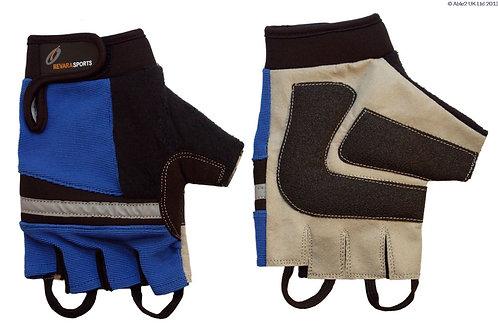 Revara Sports Glove Blue - x large