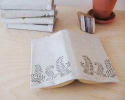 Linen Bookcover