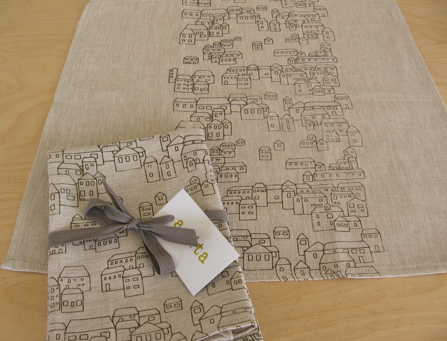 Linen Napkins Village